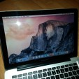Apple MacBook Pro A1278 13′ LED C2D 2,4GHz, 4GB RAM, 250HDD